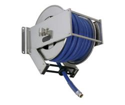 AV2300 Stainless Steel Spring Retracting Hose Reel