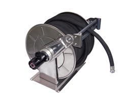 AV6501 Stainless steel motor driven hose reel