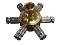 Idrotech Multihead Nozzle Holder