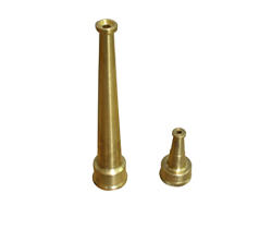 Long throw nozzles