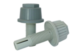 Sand Filter Nozzles with Vertical Slots