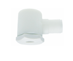 PS PO moulded plastic tangential hollow cone