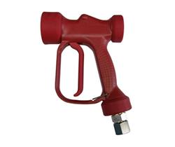 RB65 Red ergo wash down gun