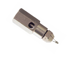 Ultrasonic air atomiser