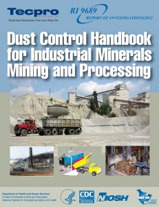 Tecpro Dust Control Handbook Cover 231x300 Dust Suppression