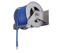 AV6001 Stainless Steel Spring Retracting Hose Reel