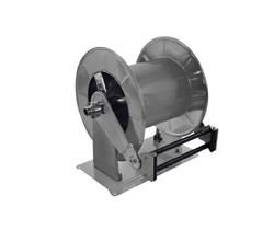 AV6002 - 6003 Stainless Steel Spring Retracting Hose Reel