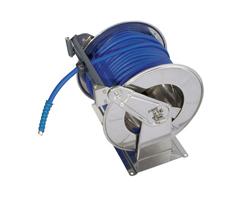 AVEK0 Electric motor rewind hose reel