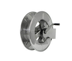 AV9918 Manual Stainless Steel Hose Reel