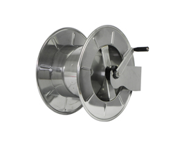 AVM9921 9925 Manual Stainless Steel Hose Reel