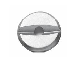 PS GC Coin Flat Fan Nozzle