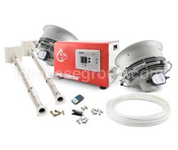 Kit Soffio 360 Misting System