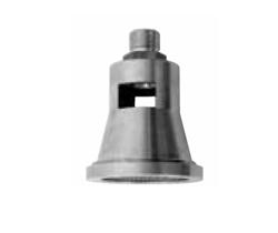 Medium expansion foam nozzle