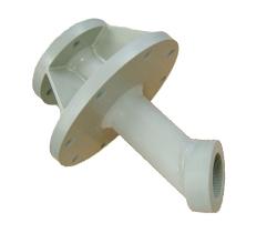 Nozzle lances and spools