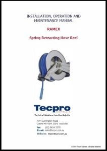 Hose reel manual 212x300 Product Manuals